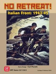 No Retreat! - The Italian Front (Deluxe Edition)