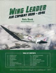 Wing Leader Victories 1939-1945 (2nd Edition) Update Kit