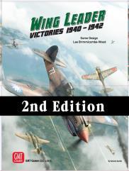 Wing Leader Vol. #1 - Victories 1940-1942 (2nd Printing)