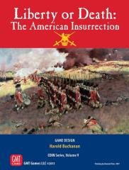 Liberty or Death - The American Insurrection (2nd Printing)