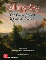 Falling Sky - The Gallic Revolt Against Caesar (1st Edition)