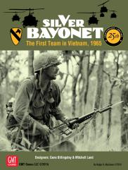 Silver Bayonet (25th Anniversary Edition)