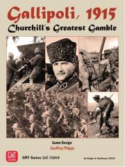 Gallipoli - 1915, Churchill's Greatest Gamble
