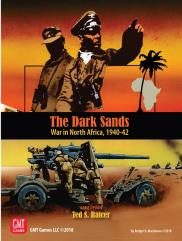 Dark Sands, The - War in North Africa 1940-42