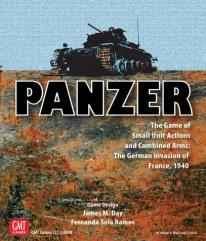 Panzer - Expansion #4, The German Invasion of France