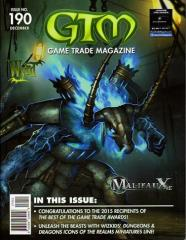 """#190 """"Best of the Game Awards, Malifaux, Icons of the Realms"""""""