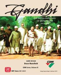 Gandhi - The Decolonization of British India 1917-1947