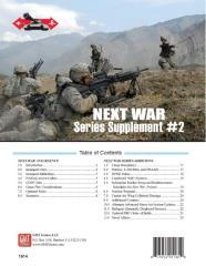 Next War - Series Supplement #2
