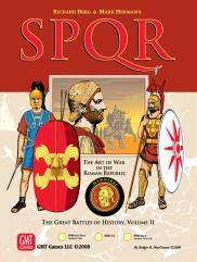 SPQR (Deluxe Edition, 3rd Edition, 1st Printing)