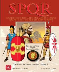 SPQR (Deluxe Edition, 3rd Edition, 2nd Printing)