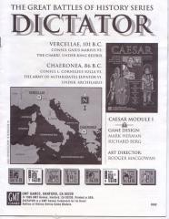 Caesar Module #1 - Dictator