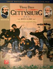 Three Days of Gettysburg, The (Revised Edition, 2nd Printing)