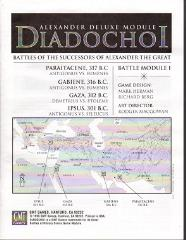 Great Battles of Alexander Deluxe Module #1 - Diadochoi (1st Edition)