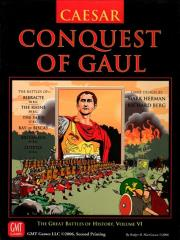 Caesar - Conquest of Gaul (2nd Printing)