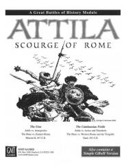 Cataphract Module #1 - Attila, Scourge of Rome