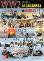 WWII - Barbarossa to Berlin (1st Edition)