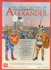 Great Battles of Alexander, The (Deluxe 4th Edition)