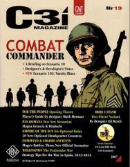 "#19 ""Here I Stand Variant, Combat Commander Scenario, Pax Romana Scenarios"""