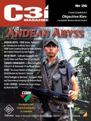 "#26 ""Andean Abyss, Command & Colors Scenario, Objective Kiev Game"""