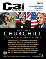#28 w/Unconditional Surrender - Case Blue