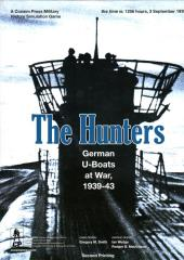Hunters, The - German U-Boats at War, 1939-43 (2014 Edition)