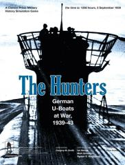 Hunters, The - German U-Boats at War, 1939-43 (2013 Edition)