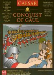 Caesar - Conquest of Gaul (1st Printing)