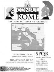 SPQR Module - Consul for Rome
