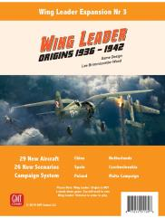 Wing Leader Expansion #3 - Origins 1936-42