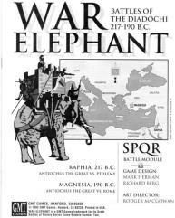 SPQR Module - War Elephant (1st Edition)