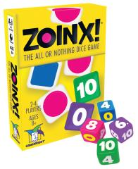 Zoinx! - The All or Nothing Dice Game
