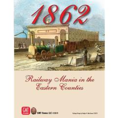 1862 - Railway Mania in the Eastern Counties of England