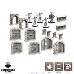 Terrain Miniatures Pack (2nd Printing)