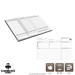 Encounter Record Pads