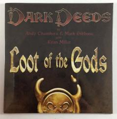 Dark Deeds - Loot of the Gods Expansion