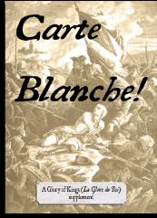 Carte Blanche!