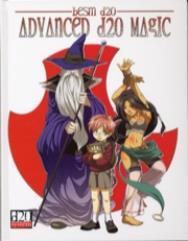 Advanced d20 Magic
