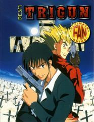Trigun Ultimate Fan Guide #2