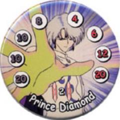 Prince Diamond & Neo-Queen Serenity