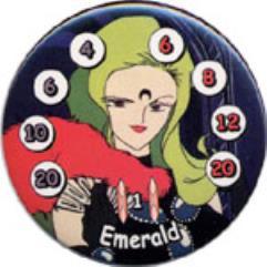 Emerald & King Endymion