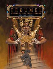 Tekumel - Empire of the Petal Throne