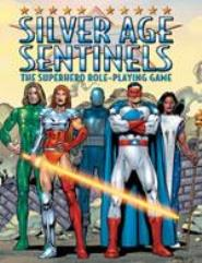 Silver Age Sentinels (Deluxe Limited Edition)