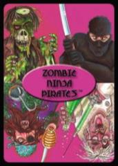 Zombie Ninja Pirates