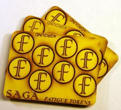 Fatigue Markers - F, MDF