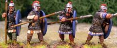 Armored Arthurian Regular Spearmen