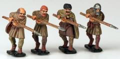 British Spearmen - Thrusting