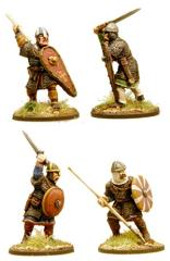 Anglo-Danish Huscarls w/Spears