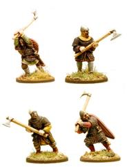 Anglo-Danish Huscarls w/Axes