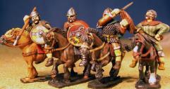 British & Welsh Kingdoms Heroes - Mounted