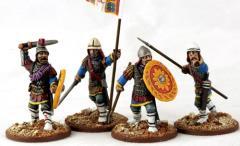 Byzantine Infantry Command - Lamellar